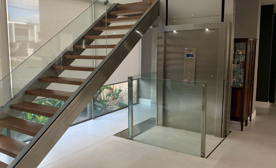 Como, onde e por que instalar um elevador na sua residência?