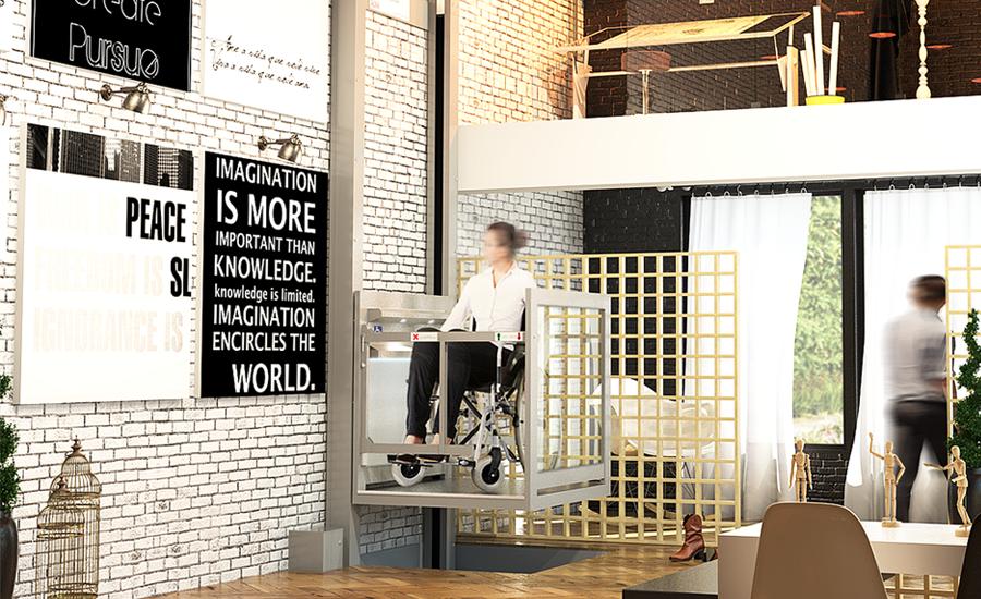 Plataformas Elevatórias Residenciais: acessibilidade para todos
