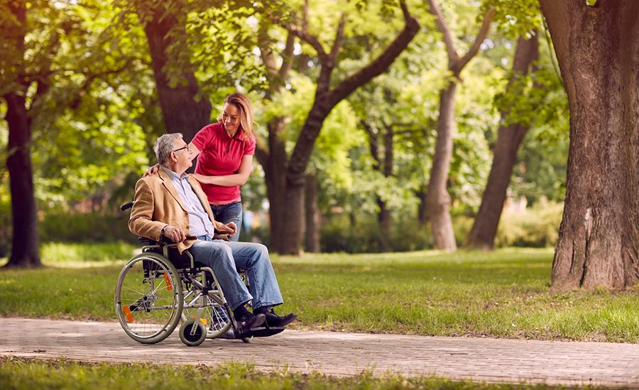 Acessibilidade de idosos em ambientes domésticos