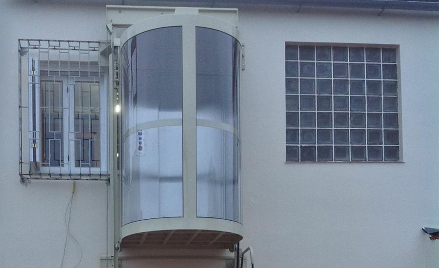 Agilidade e segurança na instalação de elevadores e plataformas